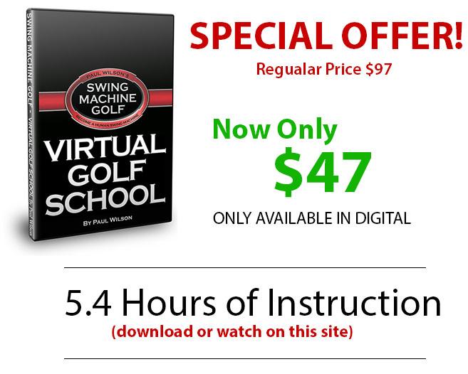 virtual golf school