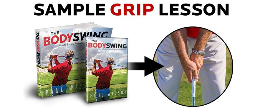 sample grip