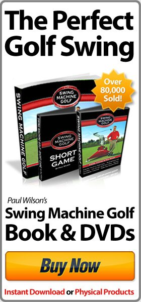 Swing Machine Golf DVDs
